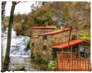 @laura_naturalmente diecisiete molinos de agua en Barosa