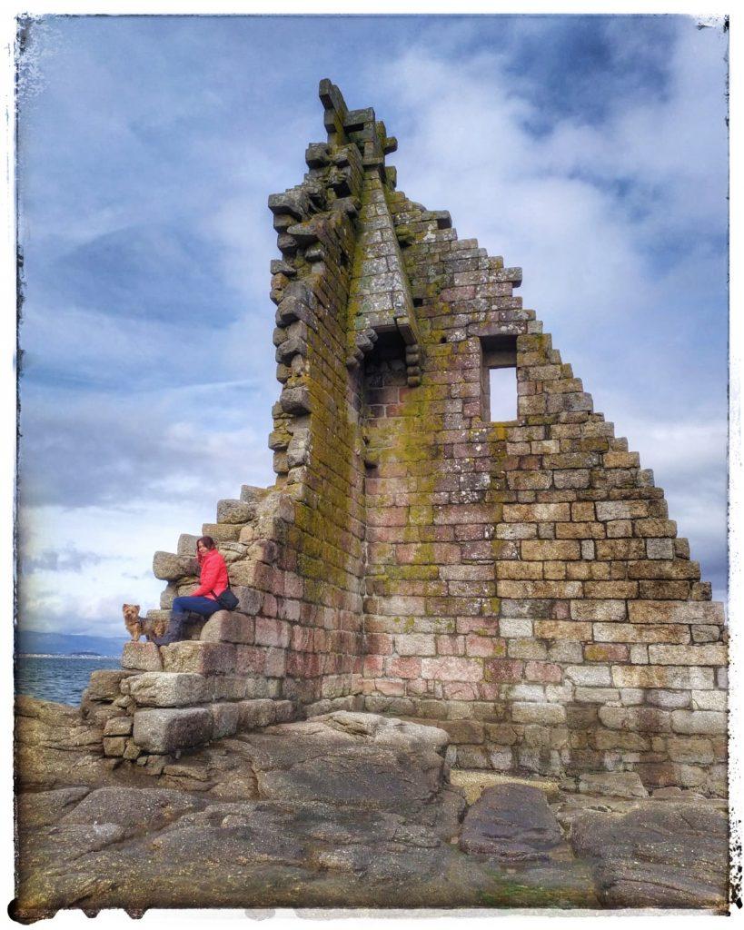 @lauranaturalmente Torre de San Sadurniño Cambados