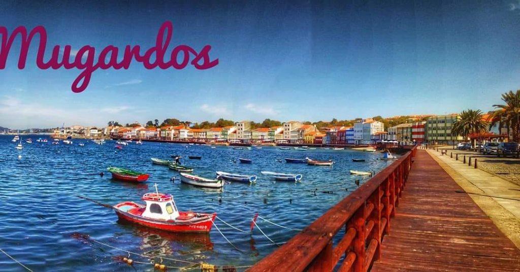 @laura_naturalmente Mugardos y su paseo, su puerto