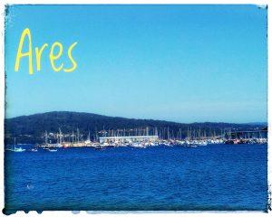 @laura_naturalmente Puerto de Ares - ciudad de ares - descubre ares