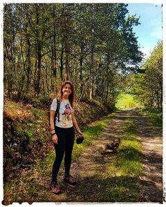 @laura_naturalmente Fervenza do Rexedoiro - Val do Dubra- A Coruña - Santiago