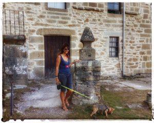 @laura_naturalmente alrededores del Monasterio de Santa Catalina - Ares