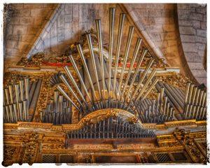 @lauranaturalmente órgano de la Catedral de Mondoñedo. Mondoñedo ciudad Pueblo de Mondoñedo