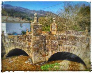 @lauranaturalmente Ponte de San Lázaro en Mondoñedo - Mondoñedo ciudad Pueblo de Mondoñedo