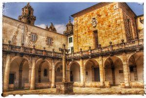 @lauranaturalmente Atrio de la Catedral de Mondoñedo - Mondoñedo ciudad Pueblo de Mondoñedo
