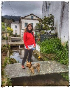 @lauranaturalmente Barrio dos Muiños de Mondoñedo - Mondoñedo ciudad Pueblo de Mondoñedo