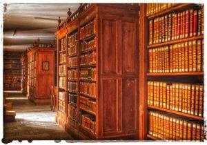 @lauranaturalmente Biblioteca del Seminario de Sta Catalina de Mondoñedo con 30.000 ejemplares