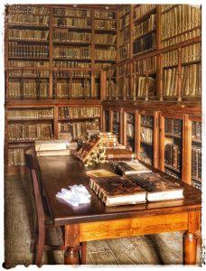 @lauranaturalmente Biblioteca del Seminario de Sta Catalina de Mondoñedo  - Mondoñedo ciudad Pueblo de Mondoñedo