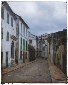 @lauranaturalmente Mi Calle en Mondoñedo  - Mondoñedo ciudad Pueblo de Mondoñedo