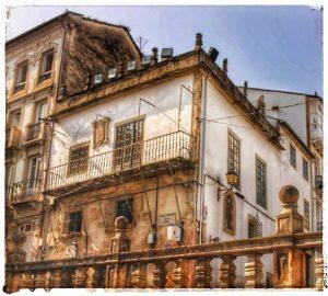 @lauranaturalmente Antiguo Consistorio de Mondoñedo - Actual Biblioteca y Oficina de Turismo de Mondoñedo