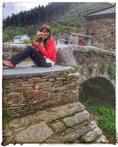 @lauranaturalmente Ponte do Pasatempo - Mondoñedo ciudad Pueblo de Mondoñedo