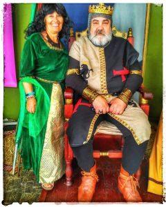 @lauranaturalmente Tenemos hasta el REY!!!!!! Mondoñedo ciudad Pueblo de Mondoñedo - Feria Medieval de Mondoeñdo