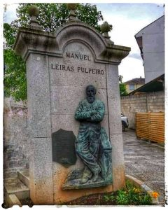 @lauranaturalmente Don Manuel Leiras Pulpeiro, gran escritor y médico de Mondoñedo - Mondoñedo ciudad Pueblo de Mondoñedo