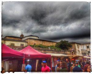 @lauranaturalmente Feria Medieval de Mondoñedo
