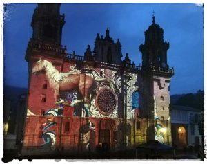 @lauranaturalmente AS Festas de As San Lucas Mondoñedo ciudad Pueblo de Mondoñedo