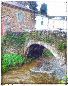 @lauranaturalmente Ponte do Pasatempo Mondoñedo - Mondoñedo ciudad Pueblo de Mondoñedo