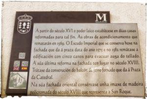 Mondoñedo ciudad Pueblo de Mondoñedo