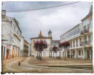 @lauranaturalmente Plaza del Concello de Mondoñedo - Mondoñedo ciudad Pueblo de Mondoñedo