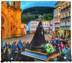 @lauranaturalmente Semana Santa de Mondoñedo