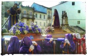 @lauranaturalmente Santo Encuentro Mondoñedo - Semana Santa de Mondoñedo