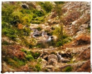 @lauranaturalmente Molinos Picón y Folón en O Rosal - Pontevedra - Pozas del Río Cal