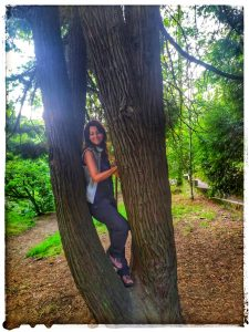 @laura_naturalmente Ruta Muiños de Barosa Pontevedra