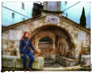 @lauranaturalmente Fuente Vieja de Mondoñedo - Mondoñedo ciudad Pueblo de Mondoñedo