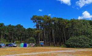 @lauranaturalmente Área recreativa de Balares o area recreativa de valares ponteceso