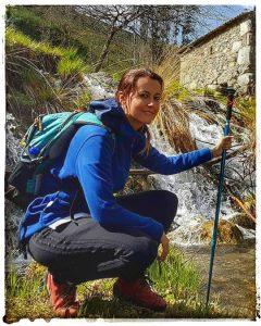 @lauranaturalmente Consejo para principiantes - ropa indispensable para las rutas, mochila, botas de montaña, bastones...