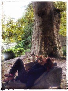 @lauranaturalmente descansando un ratito