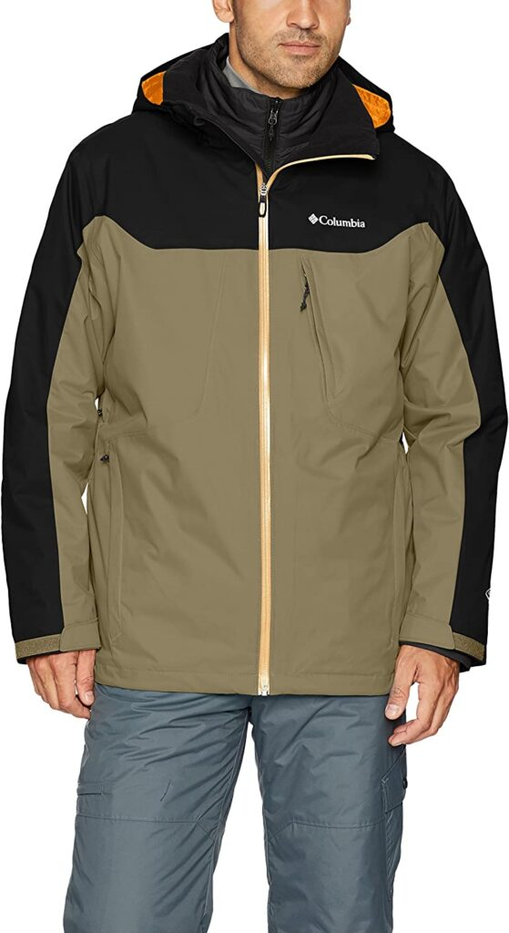 Columbia Sportswear Whirlibird Interchange Chamarra para Hombre
